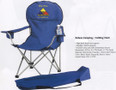 Double Drink Holder Folding Chair