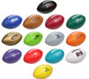 3 Sizes Football Stress Ball