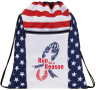 Stars N Stripes Drawstring Backpack