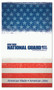 STARS N STRIPES NOTEBOOK SCHOOL YEAR CALENDAR