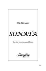 Sonata for Alto Saxophone & Piano
