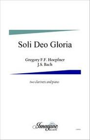 Soli Deo Gloria (2 Clarinet) (Download)