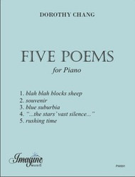 Five Poems for Piano (Download)