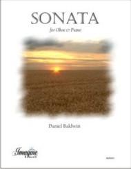 Sonata for Oboe & Piano (Download)