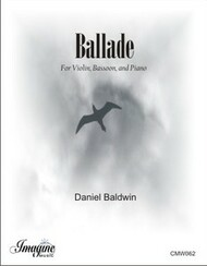 Ballade (Bsn, Vln, Piano) (Download)