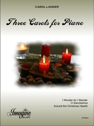 Three Carols for Piano