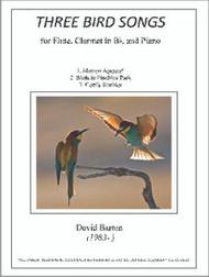 Three Bird Songs
