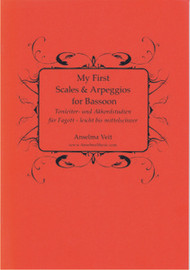 My First Scales & Arpeggios for Bassoon