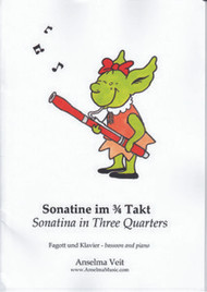 Sonatina in Three Quarters