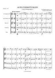 ALLEGRETTO FROM SONATA OPUS 14, #1 (download)
