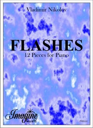 Flashes: 12 Pieces for Piano