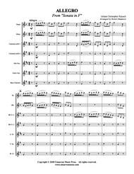 Sonata in F (Allegro) (Download)