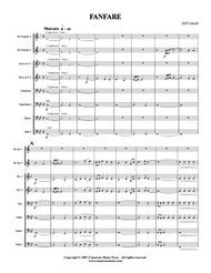 Fanfare for Brass Choir (Download)