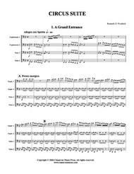 Circus Suite (tuba quartet) (download)