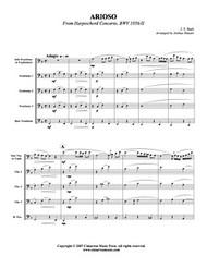 Arioso (Trombone Choir) (Download)
