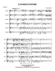 Canadian Fanfare (Download)