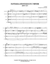 Fantasia and Fugue in C Minor, BWV 567 (Download)