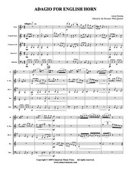 Adagio for English Horn (Download)