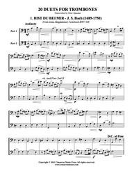 20 Trombone Duets (Download)
