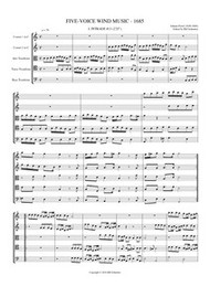 16 BRASS PIECES FOR 5 VOICES (BRASS QUINTET)