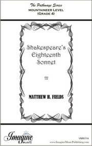 Shakespeare's Eighteenth Sonnet (download)