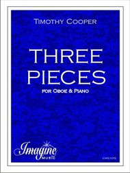 Three Pieces for Oboe and Piano (download)