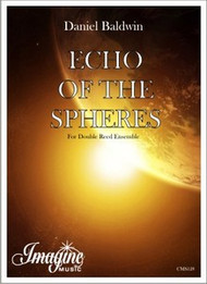 Echo of the Spheres (Double Reed Choir) (download)