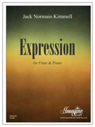 Expression for Flute and Piano (download)