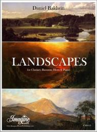 Landscapes (Cl, Bsn, Hn, Pno) (download)