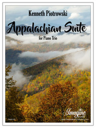Appalachian Suite (Piano Trio) (download)