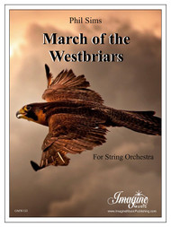 March of the Westbriars (String Orchestra) (download)