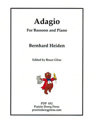 Adagio for Bassoon & Piano