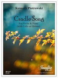 Cradle Song (Violin & Piano)(download)