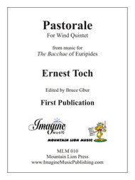 Pastorale (for Wind Quintet)(download)