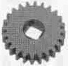 GEAR ON SCREW SHAFT EASTMAN AND CONSEW STRAIGHT KNIFE MACHINES