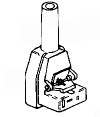 ATTACHMENT PLUG FOR EASTMAN ANC CONSEW
