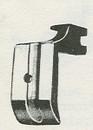 PRESSER FOOT- PIPING FOOT 36069L-1/2