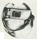 BOBBIN CASE FOR 52237 SINGER AND JUKI SINGLE NEEDLE MACHINES