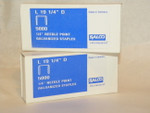 SALCO STAPLES FOR BATES TYPE  L19 AND P19 STAPLERS-GERMANY