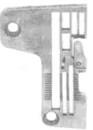 NEEDLE PLATE  FOR PEGASUS 204380 PEGASUS 515/IV-31 WIDE GAUGE
