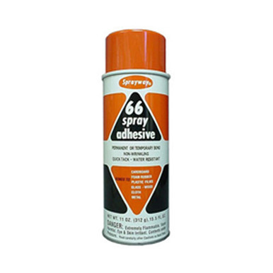 SPRAYWAY SPRAY ADHESIVE SW366