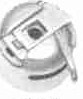 NO BACK LASH BOBBIN CASE 43725NBL FOR SINGER 269W (43725NBL)