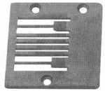"THROAT PLATE ( 1/4"" X 1/4"" X 1/4"" ) 269379-501 FOR SINGER 300W SINGER 302U SINGER 302W SINGER 320W (269379-501)"
