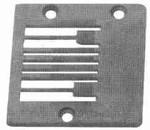 """Product - THROAT PLATE ( 3/8"""" X 3/8"""" X 3/8"""" ) 269379-517 FOR SINGER 300W SINGER 302U SINGER 302W SINGER 320W (269379-517)"""