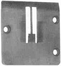 "Product - DOUBLE NEEDLE THROAT PLATE 7/8""267858-056 (267858-7/8 ) FOR SINGER 300W SINGER 302U SINGER 302W SINGER 320W (267858-056)"