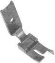 Product - HINGED RIGHT SIDE RAISING FOOT S567 1/16 FOR SINGER 111G 111W 211G 211U 211W (S567 1/16)