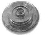 Product - BALANCE WHEEL (CAST IRON) 237589 FOR SINGER 153K SINGER 153W (237589)