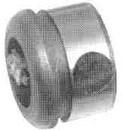 Product - ARM SHAFT BUSING (BACK) 223607 FOR SINGER 153K SINGER 153W (223607)