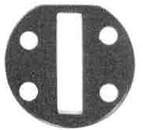 Product - MAIN SHAFT HEAD PLATE 51-031 FOR KANSAI DFB 1400 (51-031)