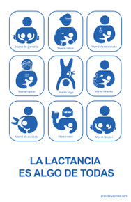 Breastfeeding: It takes all kinds(spanish)